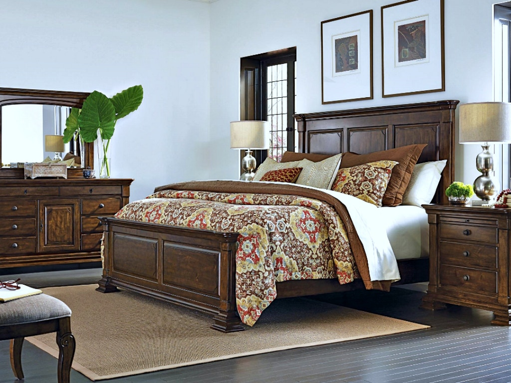 Kincaid Furniture Portolone Bedroom Collection, SEE MORE PIECES BELOW.