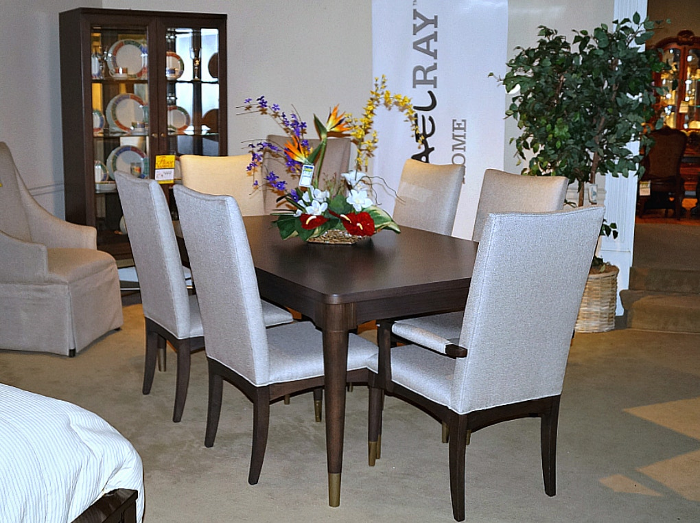 Good Dining Room CLEARANCE $2,999.00 Plus Delivery Charge (on Clearance Items  Only) Legacy Classic Rachael Ray 8 Pc. Soho Dining Room Set At Lauters Fine  ...