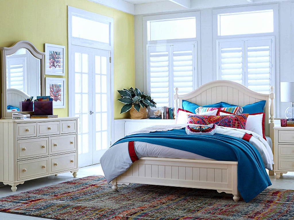 Legacy Classic Kids Summerset Ivory Kids Bedroom Collection, SEE MORE  PIECES BELOW.
