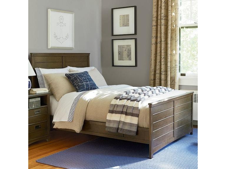 Varsity Full Size 5 Pc. Youth Bedroom Set Floor Sample CLEARANCE