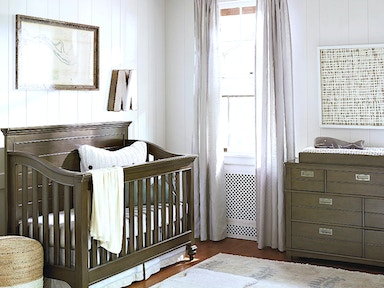 Smartstuff by Universal Varsity Kids Bedroom Collection, SEE MORE PIECES BELOW. Varsity Conversion Crib