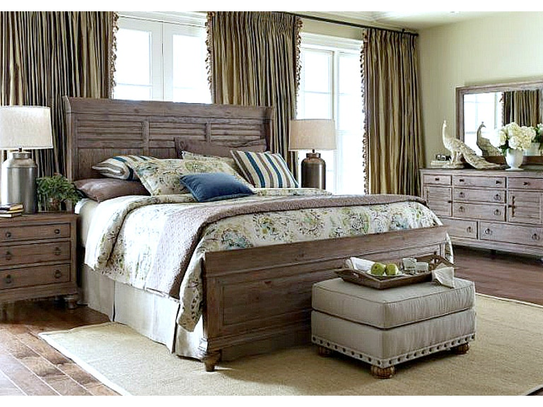 Kincaid Furniture Weatherford Bedroom Collection In Heather See More Pieces Below