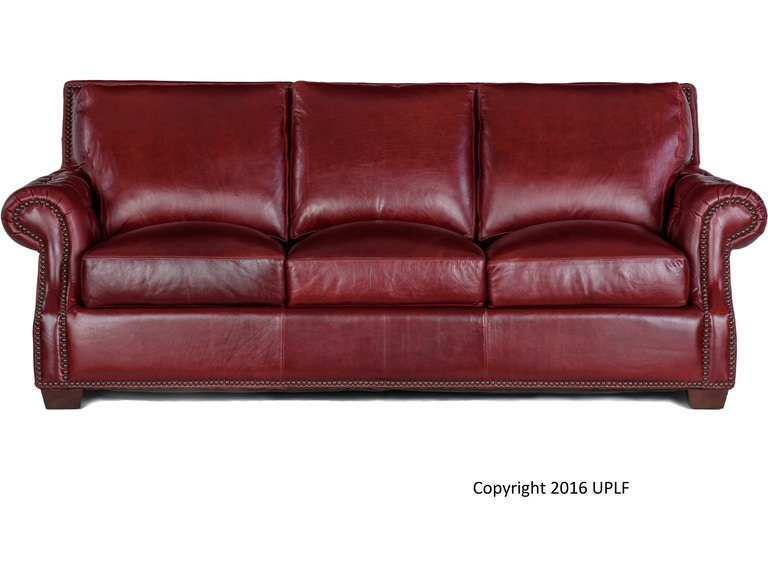Living Room Marsala Red Sofa 2146970 - Swann\'s Furniture