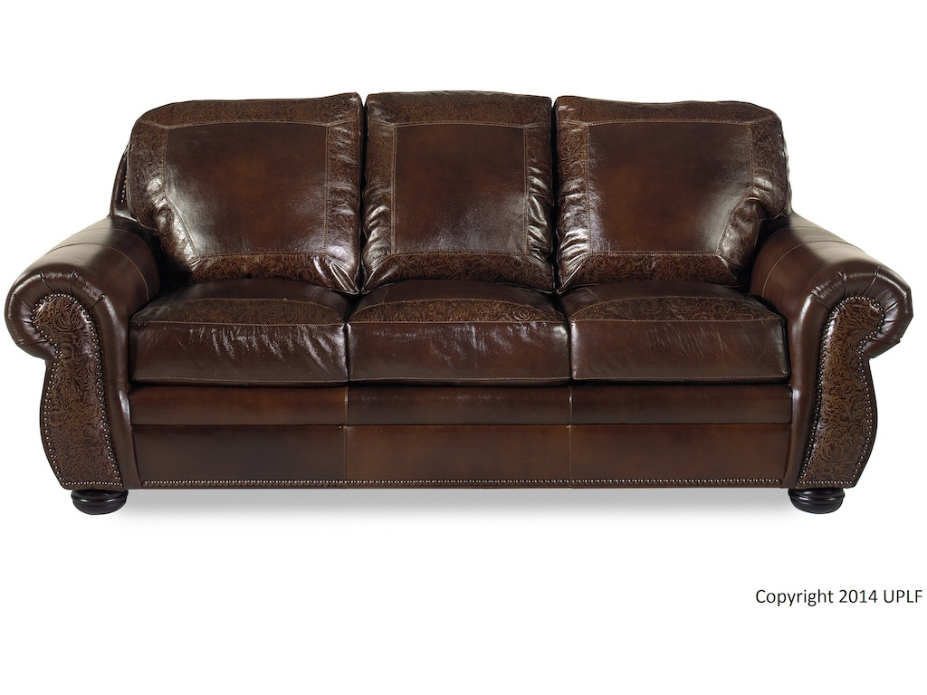 Usa Leather Cowboy Sofa Usa Premium Leather Sofas Bozeman