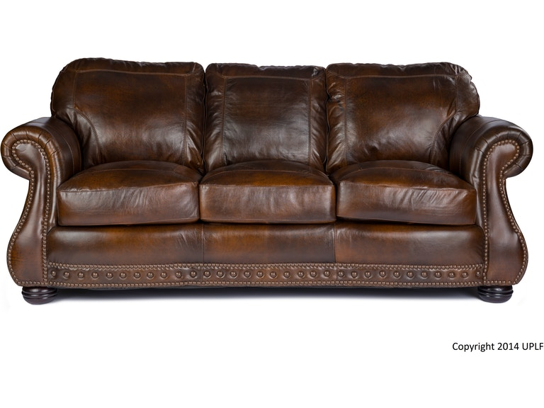 Usa Premium Leather Cowboy Chesterfield Sofa 1705861