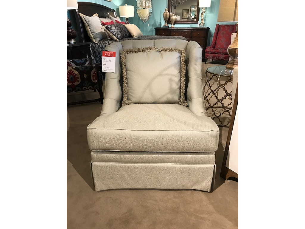 Clearance Living Room Chair 837490 Swann 39 S Furniture Tyler Tx