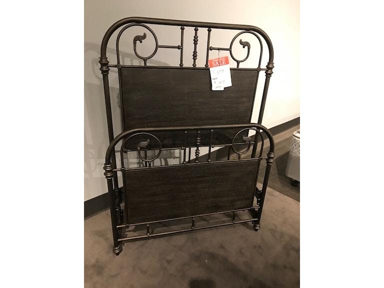 Universal Furniture Living Room Garden Gate Twin Bed Frame 1770770 Swann 39 S Furniture Tyler Tx