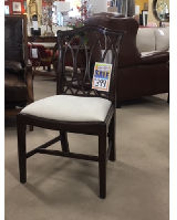 Enjoyable Theodore Alexander Mahogany Accent Chair 2 In Stock Short Links Chair Design For Home Short Linksinfo