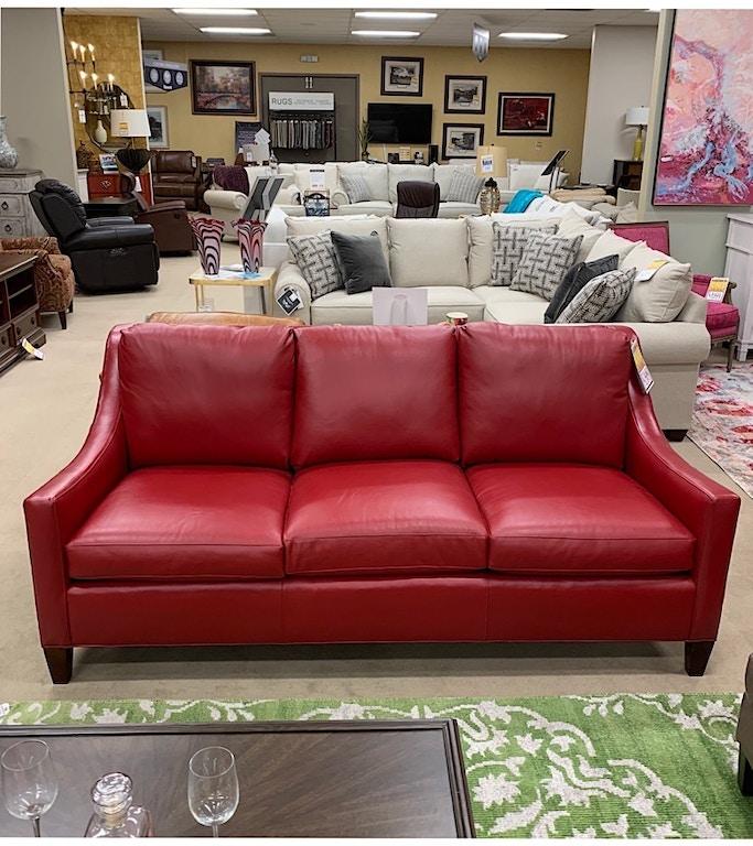 Mckinley Leather Sofa Mrc 156