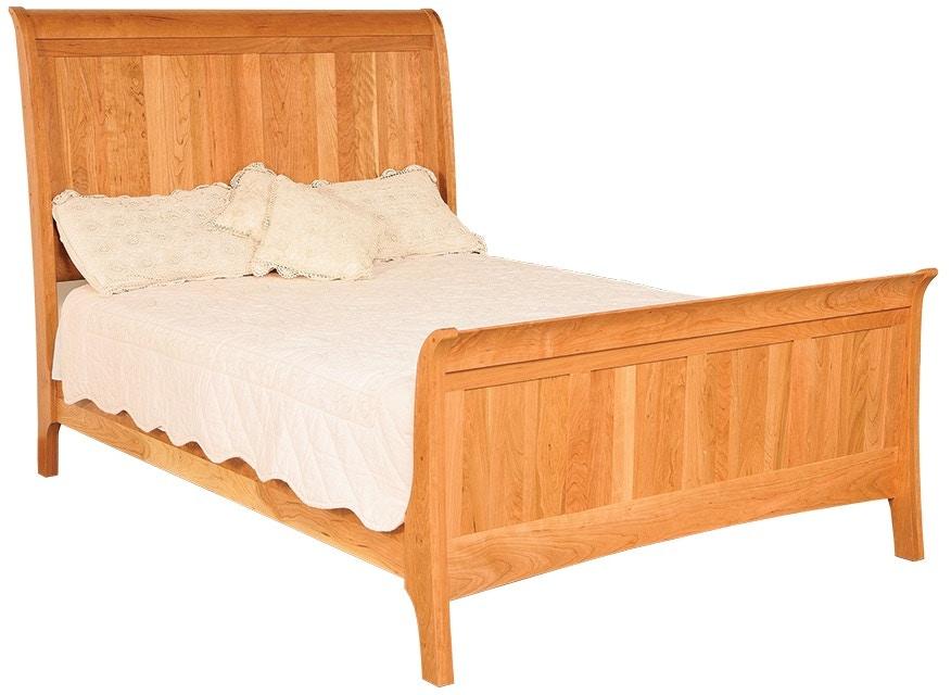 Queen Sleigh Bed 30 7713,30 7723,30 7703