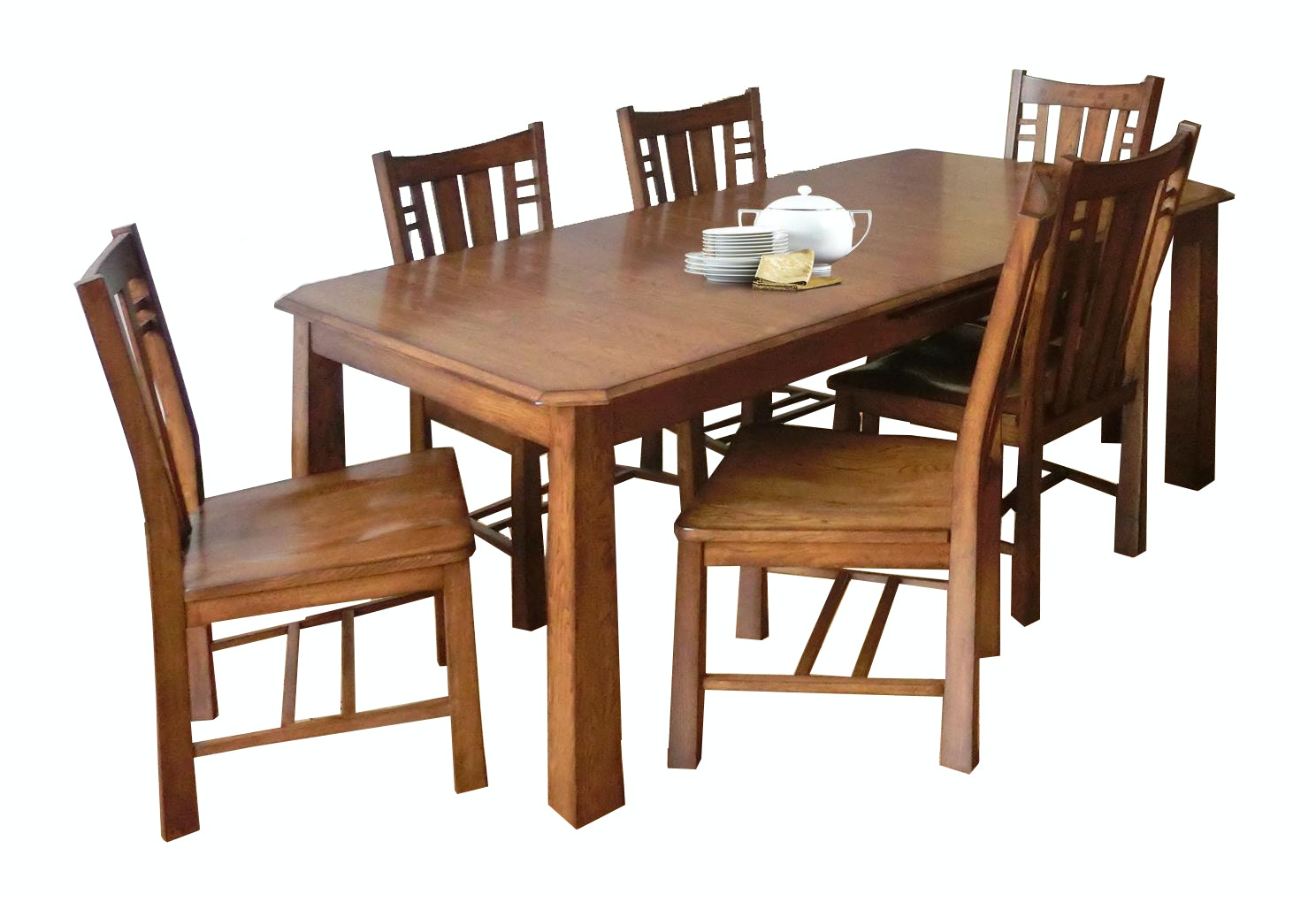 Tei Dining Room Amberleigh Dining Set P32177 Love S Bedding And