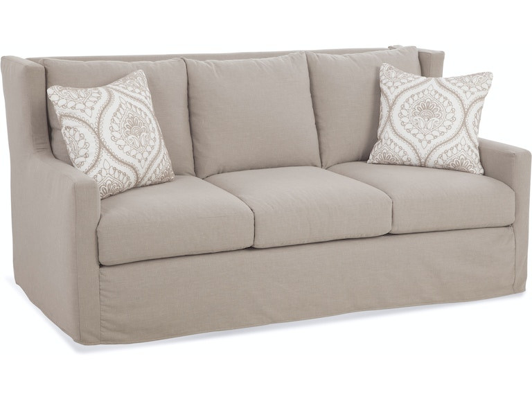Four Seasons Living Room Slipcover Sofa 89095sofa At Love S Bedding And Furniture