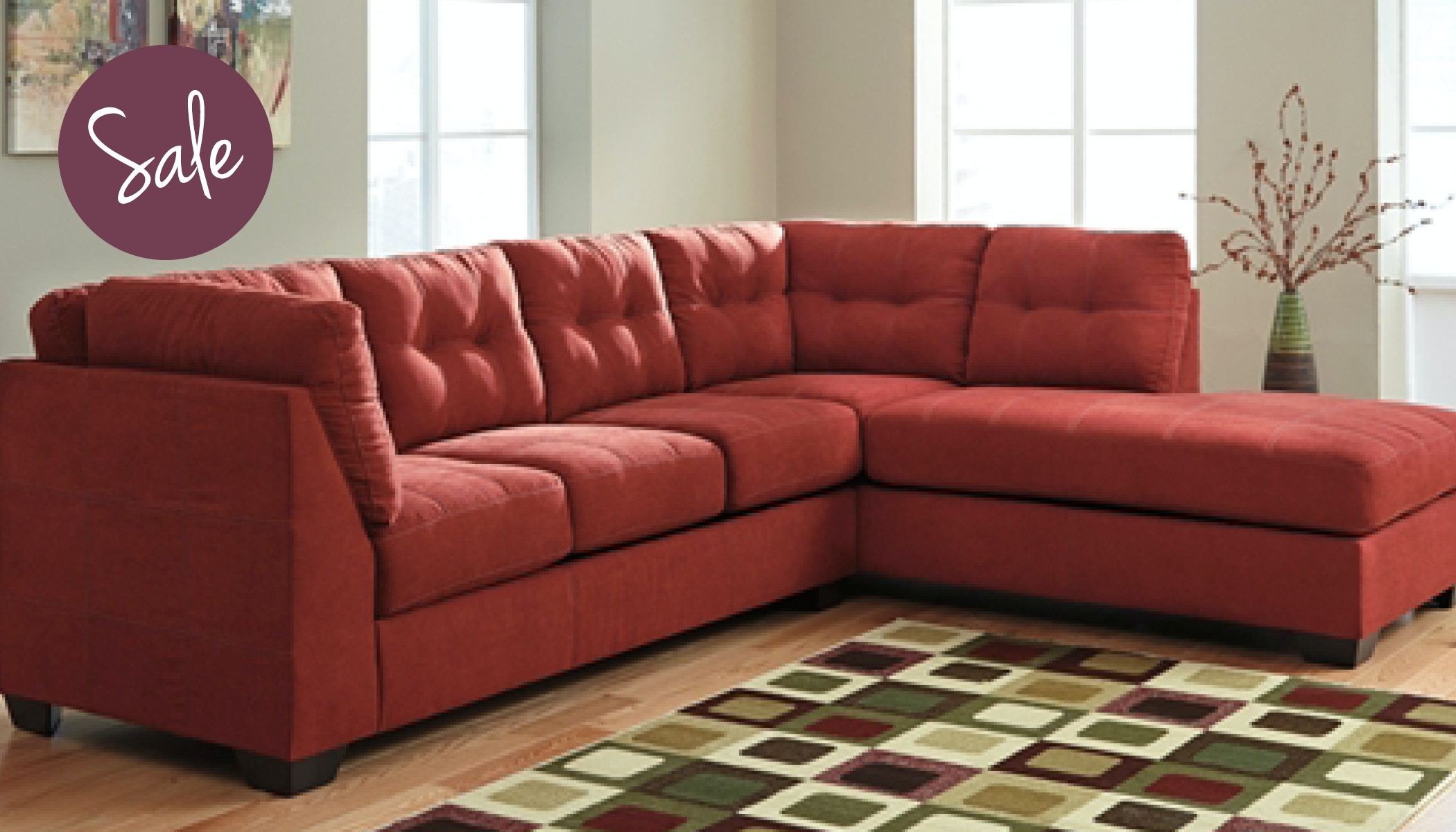 45202/16/67 Maier Sectional P27480 FREE PICKUP
