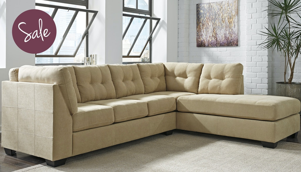 Ashley Living Room Maier Sectional 45203 66 17 Free Pickup
