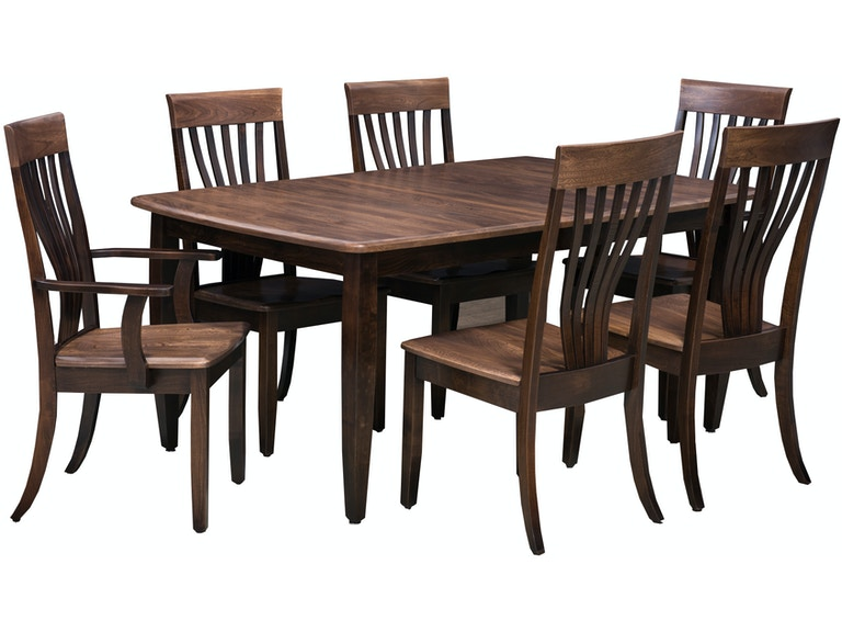 Trailway Dining Room Nashville Set MADE IN THE USA P37601 At Loves Bedding And Furniture