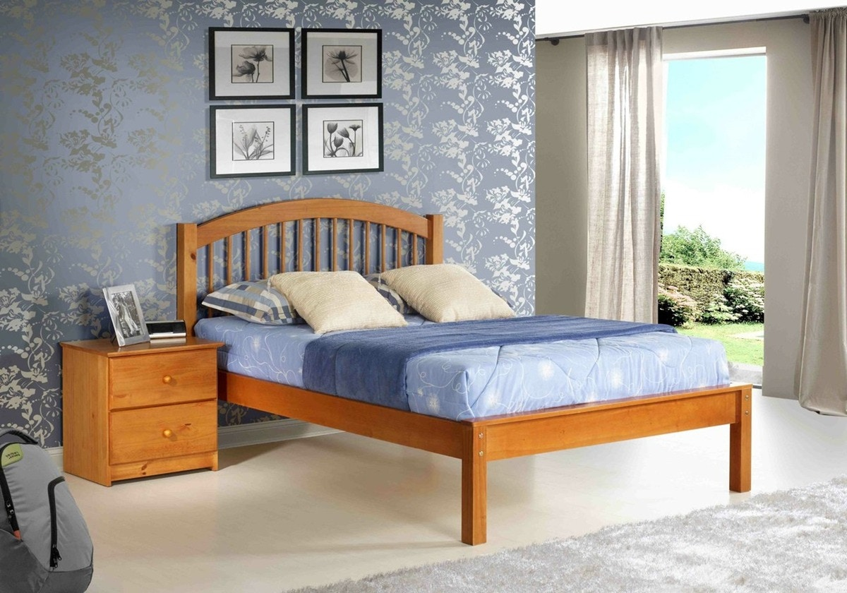 Innovations Bedroom Orleans King Platform Bed OrleansplatformbedK At Loveu0027s  Bedding And Furniture