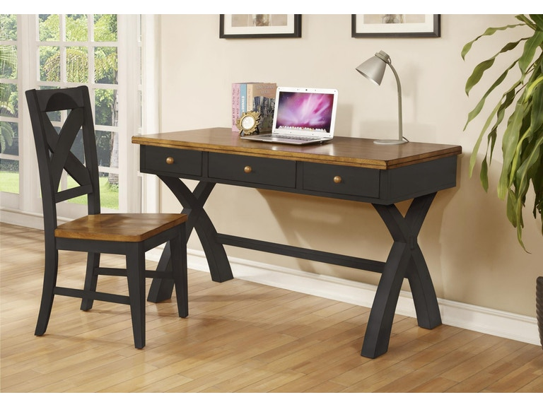 Tei Home Office Quinton Desk QT8754PB At Loves Bedding And Furniture
