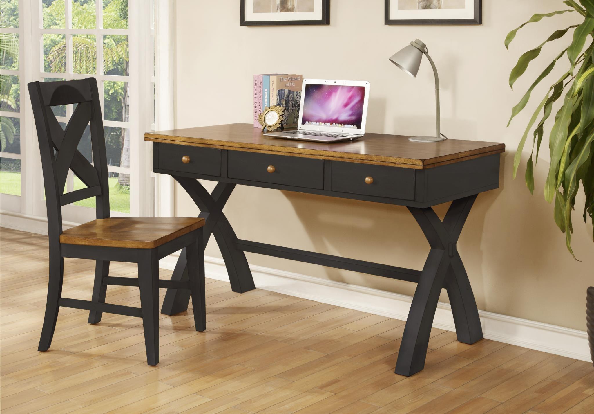 QT8754PB. Quinton Desk