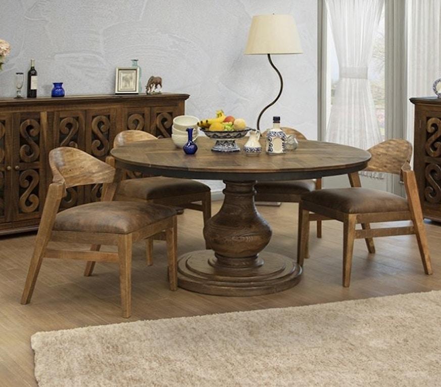 International Furniture Direct Dining Room Salamanca