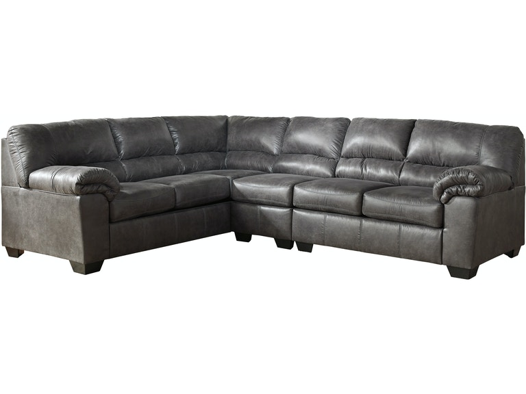 Signature Design By Ashley Bladen 3pc Sectional Sofa 1200166sec
