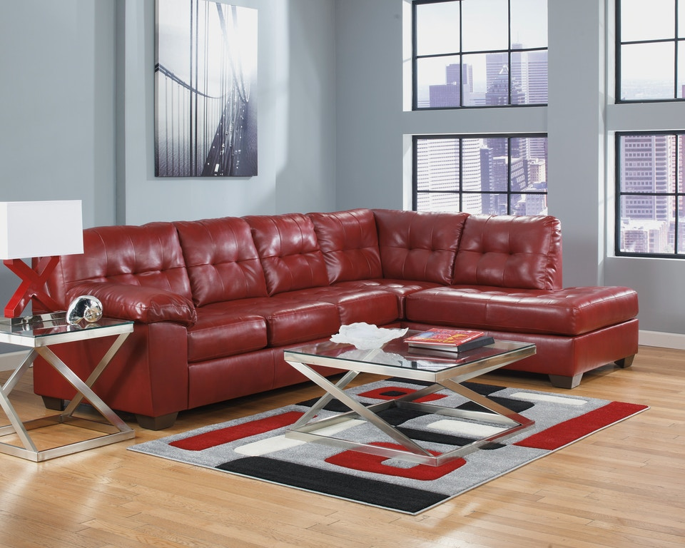 Alliston 2pc Sectional Sofa