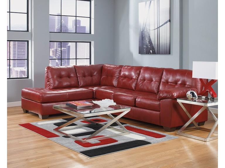 Alliston 2pc Sectional Sofa
