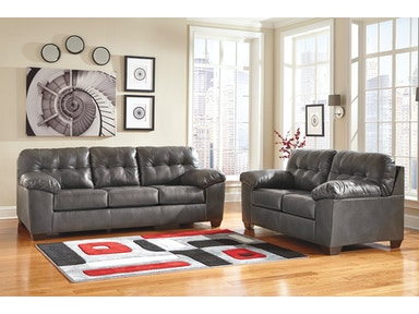 Signature Design by Ashley Aliston 2pc Living Room Set 20102ST