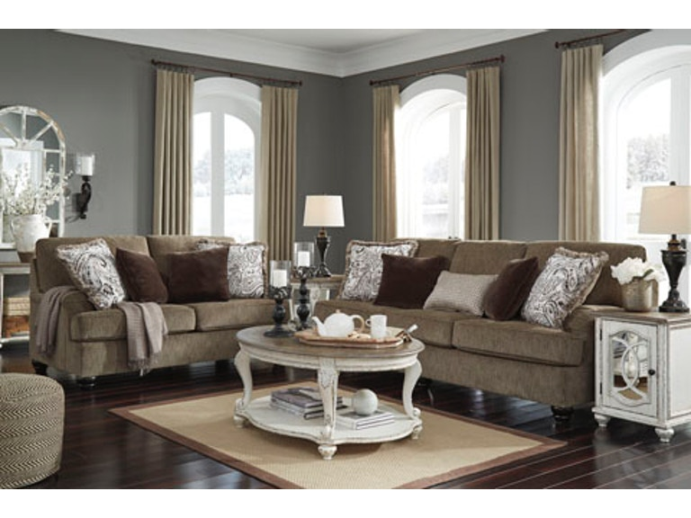 Signature Design By Ashley Sofa And Loveseat 40901st The Furniture