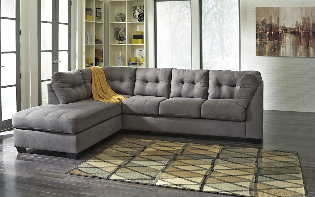 Maier 2pc Sectional Sofa
