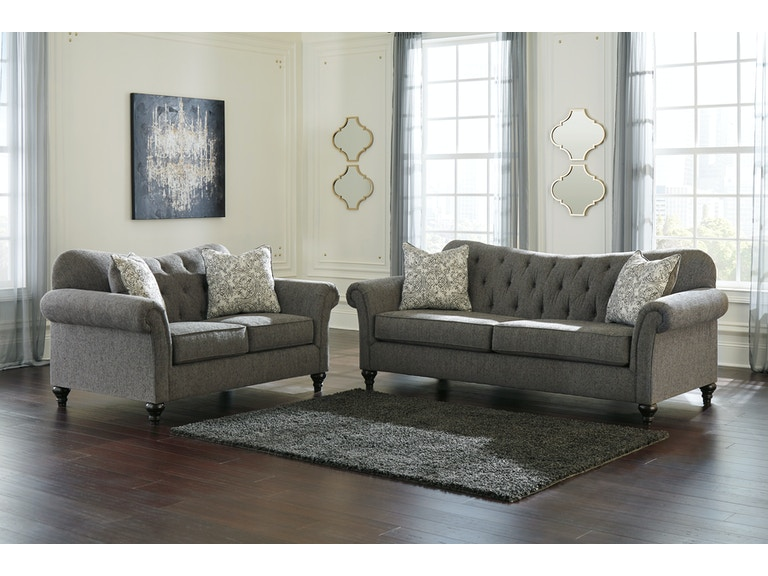 Signature Design By Ashley Praylor Sofa Amp Loveseat 48901st