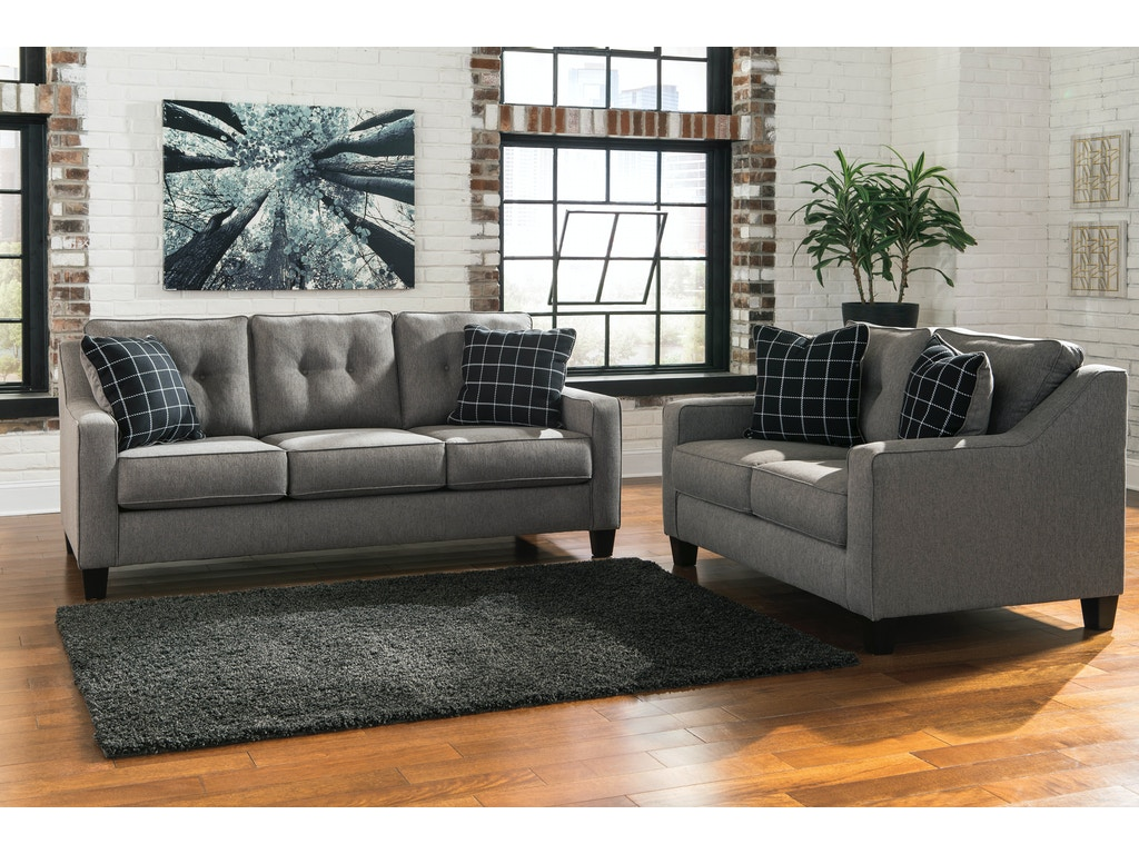 Signature Design By Ashley Brindon 2pc Living Room Set 53901st The Furniture Mall Duluth