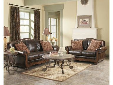 Signature Design by Ashley Barcelona 2pc Living Room Set 55300ST