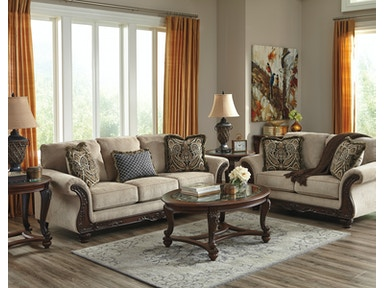 Signature Design by Ashley Laytonsville 2pc Living Room Set 72002ST