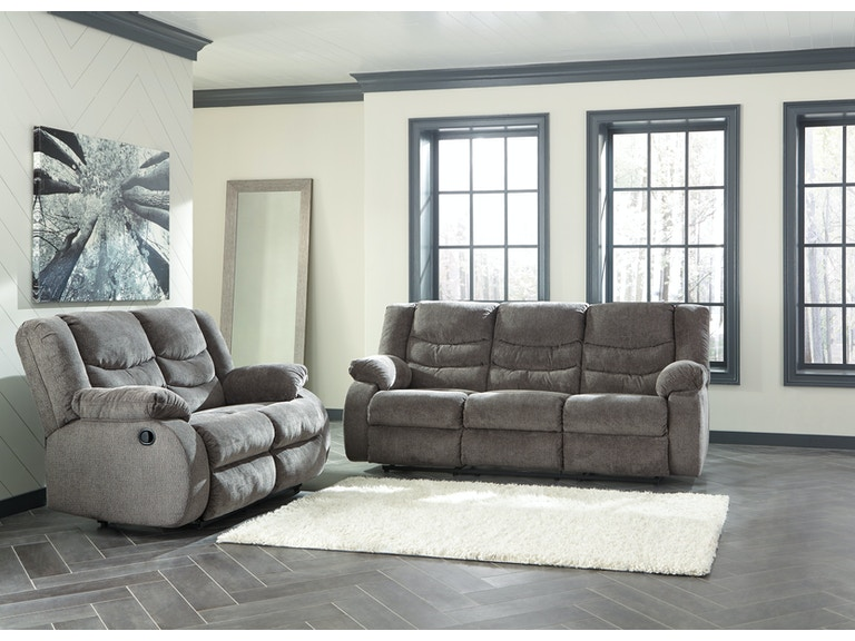 Signature Design By Ashley Tulen 2pc Motion Living Room Set 98606st