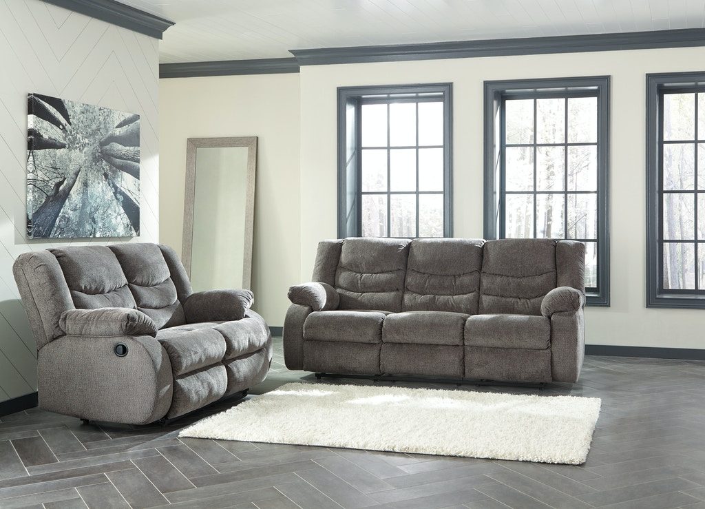 Signature Design by Ashley Tulen 2pc Motion Living Room Set 98606ST ...
