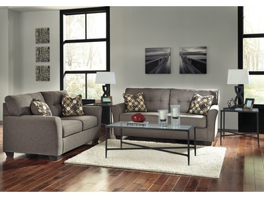 Signature Design by Ashley Tibbee 2pc Living Room Set 99101ST