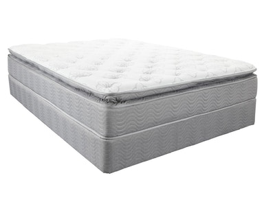 Southerland Mattress and Foundation Set Alto Pillow Top Queen Set