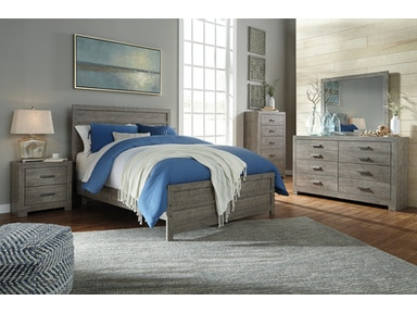 Signature Design By Ashley D M Queen Panel Bed C Ns B070