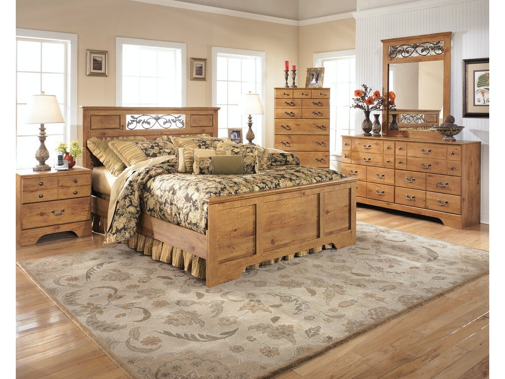 Signature Design By Ashley Bittersweet 5pc Queen Bedroom Set B219qbst The Furniture Mall