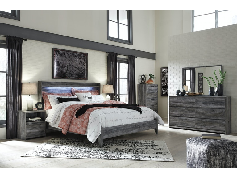 Signature Design By Ashley Baystorm 5pc King Bedroom Set B221kst
