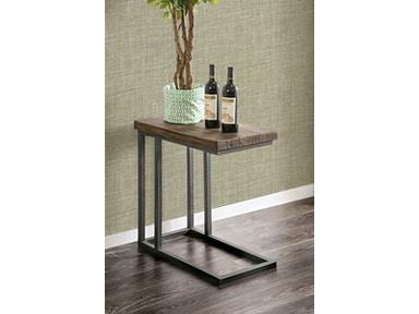 Furniture of America Side Table CM-AC156