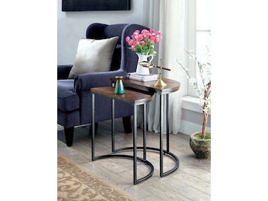 Furniture of America Nesting Table CM-AC157