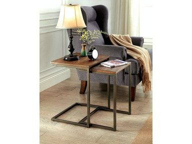 Furniture of America Nesting Table CM-AC159