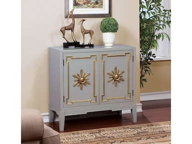Furniture of America Hallway Chest, Gray CM-AC304GY