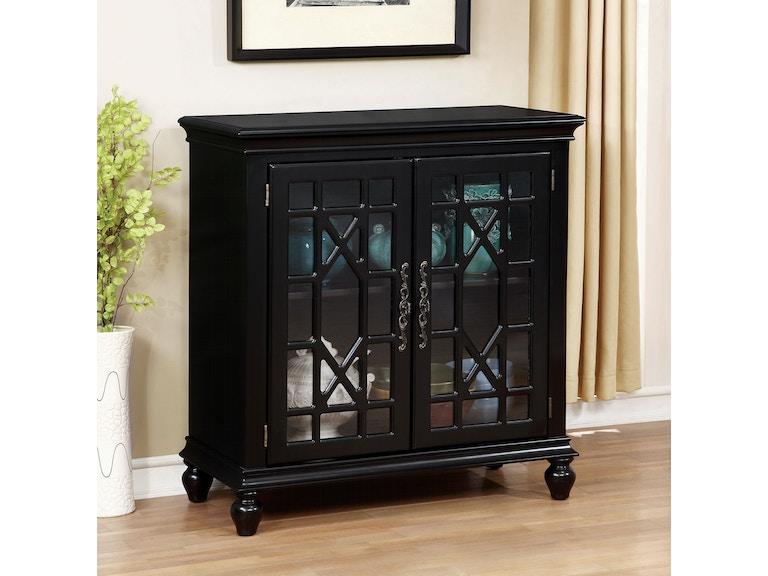 Storage Cabinet Black