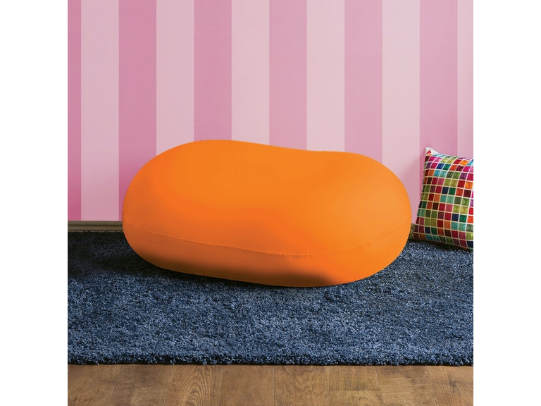 Bean Bag Chair Orange Cm Ac881or