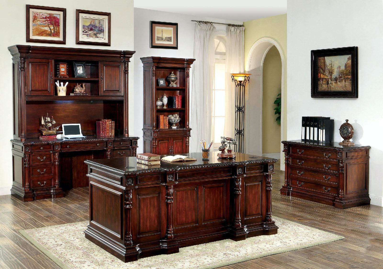 WE Furniture AZF32ALGRDWO Buffet 32 White Oak