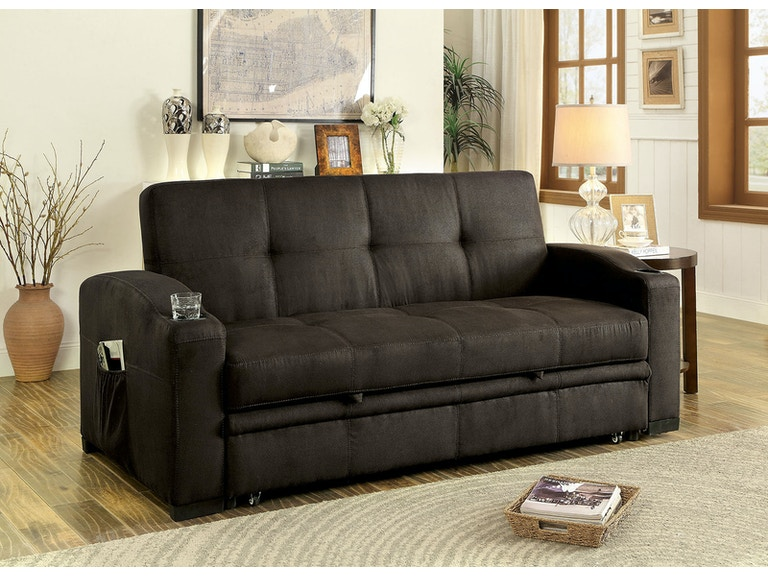 Furniture Of America Futon Sofa Cm2691 Set