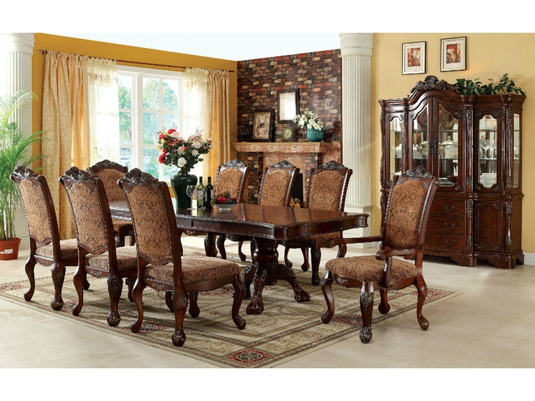 America Dining Room Formal Table