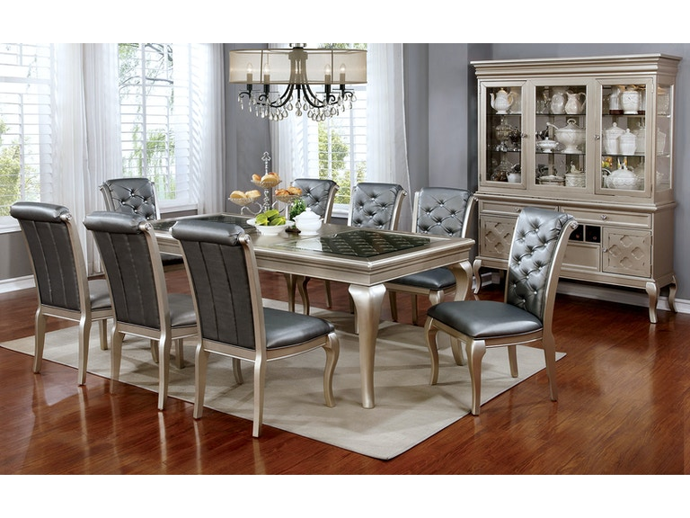Furniture Of America Dining Room Side Chair 2 Ctn Cm3219sc 2pk At The Mall